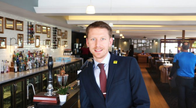 Wyboston Lakes Resort promotes Linden Beattie to General Manager of the Waterfront Hotel and Simon McMahon to General Manager of the Woodlands Event Centre and Willows Training Centre