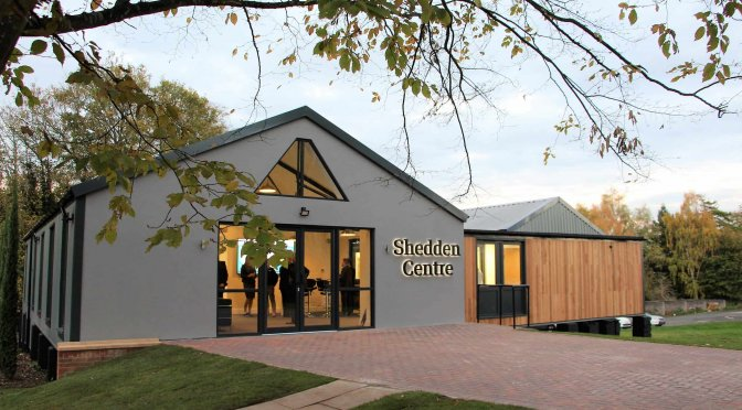 Ashorne Hill launches the Shedden Centre