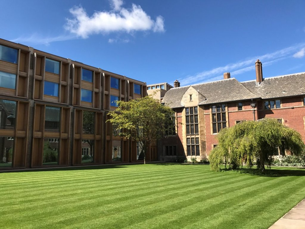 West Court, Jesus College