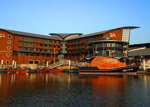Team Development and Corporate Reward Days at RNLI College