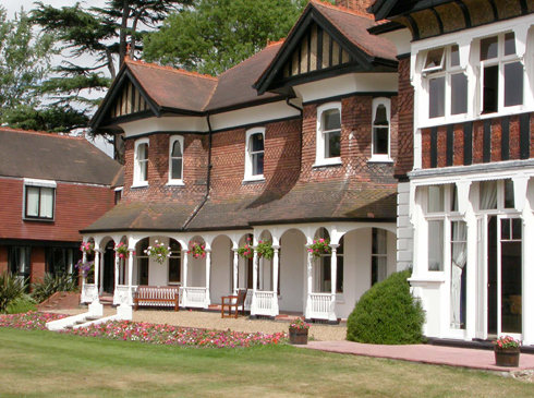 CIM Moor Hall – special rates for charities and associations
