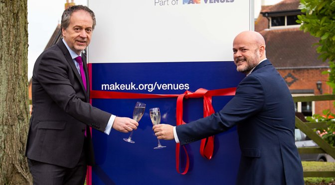 EEF Venues to Become Make Venues