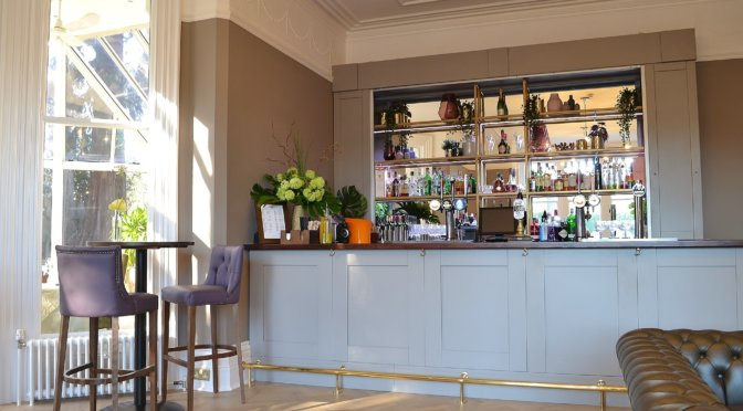 Refurbishment of Orchard Lounge complete at Woodside Hotel