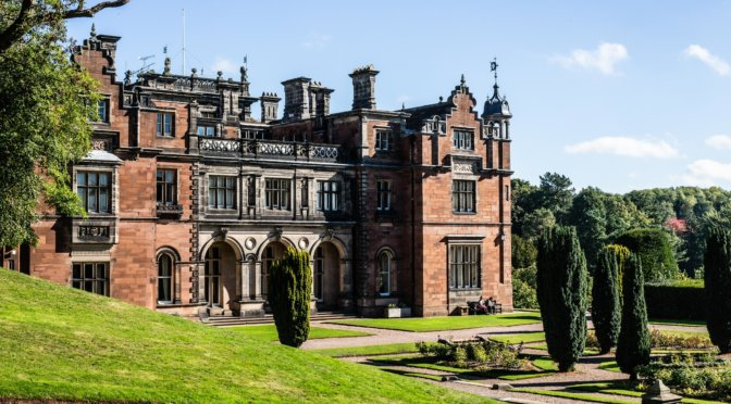 Keele Hall – special rates for charities and associations