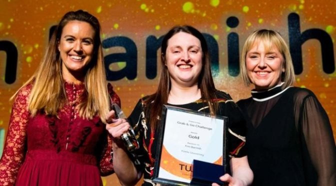 Trio of wins at the recent TUCO Competition 2019 for Keele University Events and Conferencing