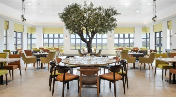 Wyboston Lakes Resort reveals new food and beverage conference facilities