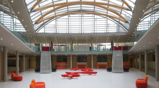 Nottingham Conference Centre shortlisted in three categories for national CHS Awards 2019