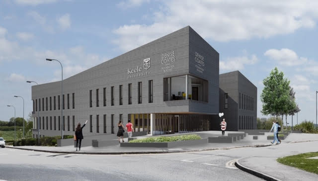 Keele university Events and Conferencing to Showcase New Facilities