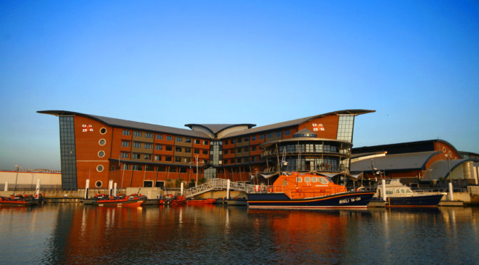 RNLI College- special rates for charities and associations