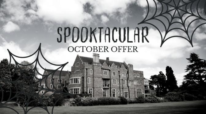 Ashorne Hill Spooktacular October Offer from £35 DDR