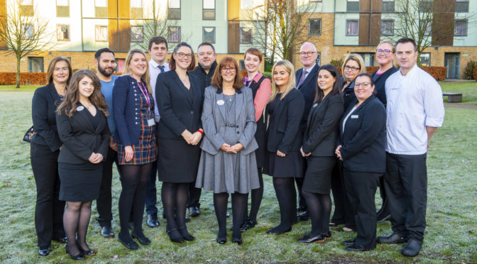 Double award win for Lancaster Conferences+