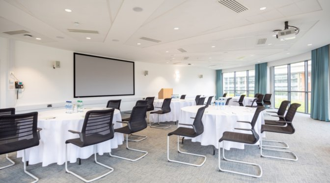 15% off room hire on Mondays and Fridays at Rothamsted