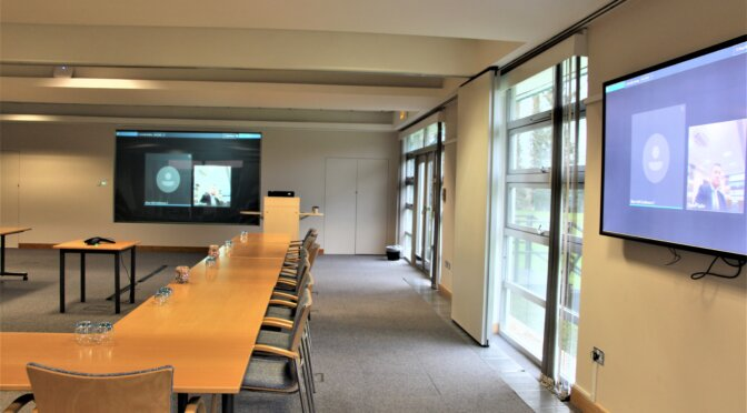CIM Moor Hall launch Hybrid Meetings and Events Packages