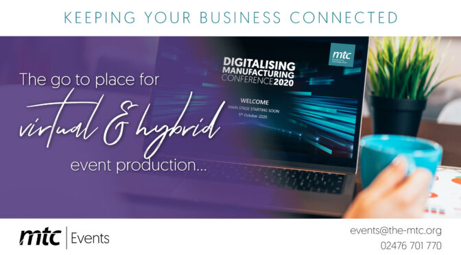 MTC Events – Keeping your business connected