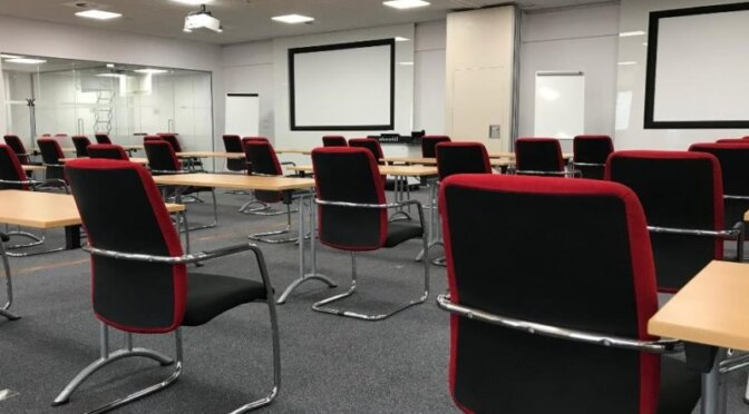 Ashorne Hill – Day Delegate Offer for 2021