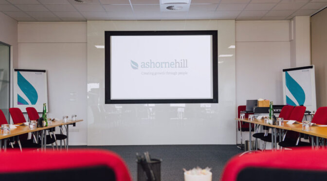 Ashorne Hill – Save 50% on Video Conferences